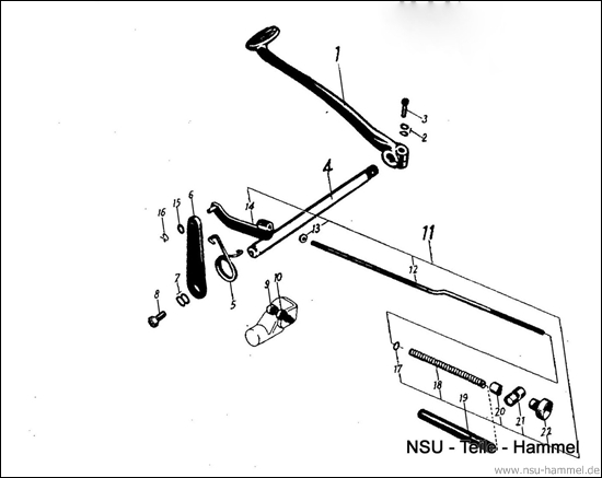 Superlux Original NSU Ersatzteileliste Seite 29